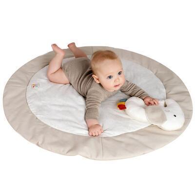 FehnNature BABY FEHN Podložka na hraní s polštářkem Slon 2021 - 6