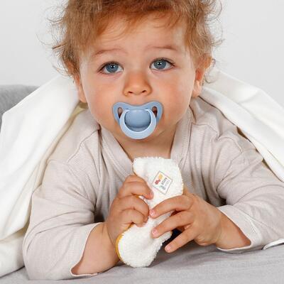 FehnNature BABY FEHN Deka s chrastícím horšíkem 2021 - 6