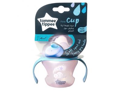 Netekoucí hrnek TOMMEE TIPPE Explora First Cup 150ml 4m+ 2020 - 6