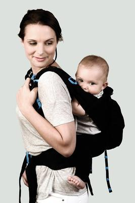 Nosič dětský WE MADE ME Pao Papoose ergonomický 2018 - 6