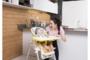 Jídelní židle CHICCO Polly Easy 2019, birdland - 6/6