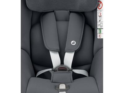Autosedačka MAXI-COSI Pearl Smart i-Size 2020, authentic graphite - 6