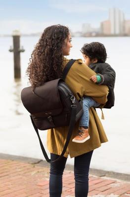 Taška na rukojeť NUNA Diaper Bag 2021 - 6