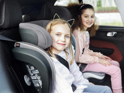 Autosedačka BESAFE iZi Flex S FIX 2021 - 6