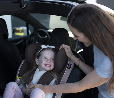 Autosedačka BESAFE iZi Twist i-Size 2021 - 6