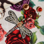Hluboká korba CYBEX Mios Lux Carry Cot Fashion Spring Blossom 2021 - 6/7