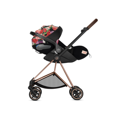 Kočárek CYBEX Set Mios Seat Pack Fashion Spring Blossom 2021 včetně autosedačky - 6