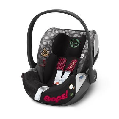 Kočárek CYBEX Set Mios Seat Pack Fashion Rebellious 2021 včetně autosedačky - 6