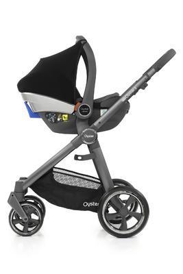 Autosedačka BABYSTYLE Capsule Infant i-Size 2021, berry - 6