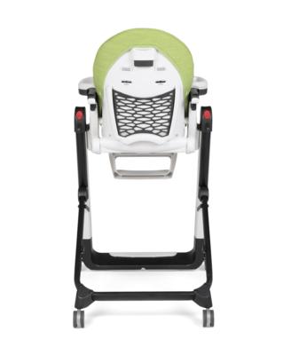 Jídelní židlička PEG PÉREGO Siesta Follow Me 2021 + DÁREK, wonder green - 6