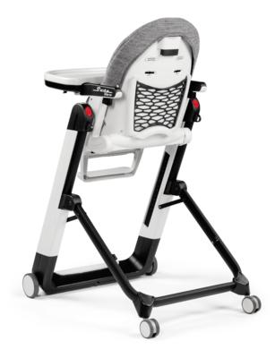 Jídelní židlička PEG PÉREGO Siesta Follow Me 2021 + DÁREK, wonder grey - 6