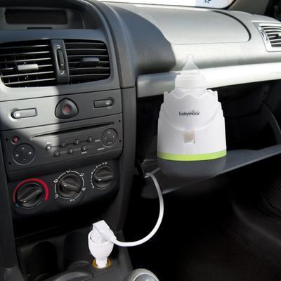 Ohřívač lahví BABYMOOV Tulip Home&Car 2019 - 6