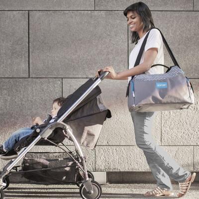 Přebalovací taška BADABULLE Multipocket 2021 - 6