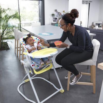 Jídelní židlička BADABULLE Compact Chair 2021 - 6