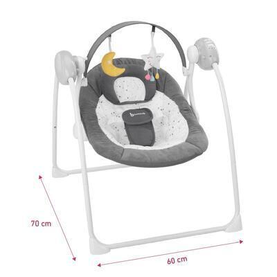 Houpačka BADABULlE Comfort Swing 2021 - 6