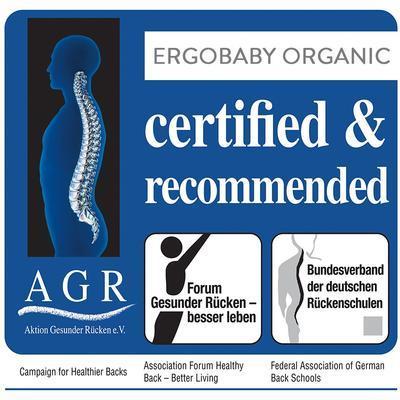 Nosítko ERGOBABY Carrier Organic 2019 - 6