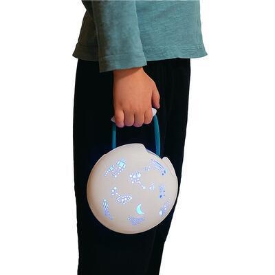 Noční a učící lampička BABYMOOV Dreamy 2021 - 6