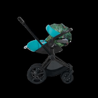 Autosedačka CYBEX by DJ Khaled Cloud Z i-Size We the Best Blue 2021 - 6