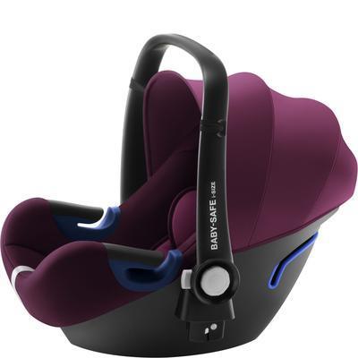 Autosedačka BRITAX RÖMER Baby-Safe2 i-Size Premium Line 2021, burgundy red - 6