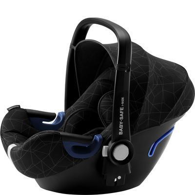 Autosedačka BRITAX RÖMER Baby-Safe2 i-Size Premium Line 2021, crystal black - 6