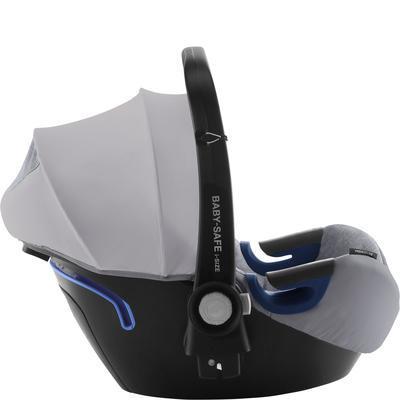 Autosedačka BRITAX RÖMER Baby-Safe2 i-Size Bundle Flex Premium Line 2021, grey marble - 6