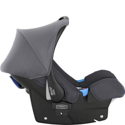 Autosedačka RÖMER Baby-Safe 2021, storm grey - 6