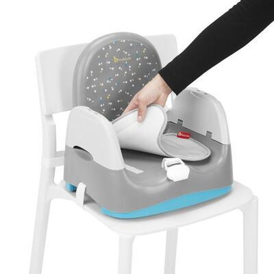 Přenosná jídelní židlička BADABULLE Home & Go 2021 - 6