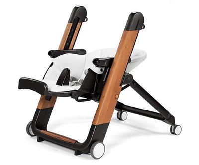 Jídelní židlička PEG PÉREGO Siesta Follow Me 2021 + DÁREK, ginger grey - 6