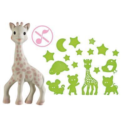 Uklidňující noční sada VULLI Žirafa Sophie 2020 - 6