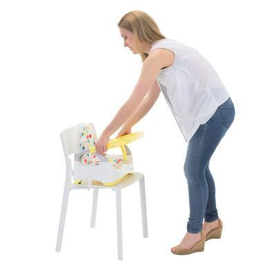 Přenosná jídelní židlička BADABULLE Comfort 2021 - 6