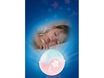 Noční lampička INFANTINO s projekcí 2020 - 7