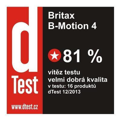 Kočárek BRITAX RÖMER B-Motion 4 2015 - 7