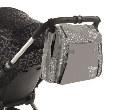 Jídelní židle-taška JANÉ Avant Bag s bočními kapsami 2020 - 7