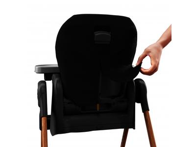 Rostoucí jídelní židlička MAXI-COSI Minla 6v1 Essential 2021, graphite - 7