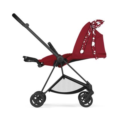 Kočárek CYBEX by Jeremy Scott Mios Seat Pack Petticoat Red 2021 - 7