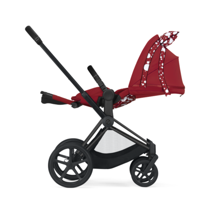 Kočárek CYBEX by Jeremy Scott Priam Seat Pack Petticoat Red 2021 - 7