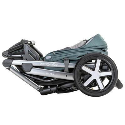 Kočárek BABY DESIGN Husky XL 2022 včetně Aton 5, 207 - 7