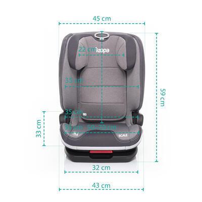 Autosedačka ZOPA Scale i-Size 2021 - 7