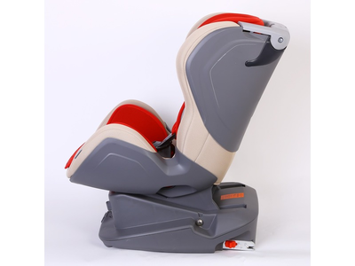 Autosedačka AVIONAUT Glider Isofix, béžová/červená - 7