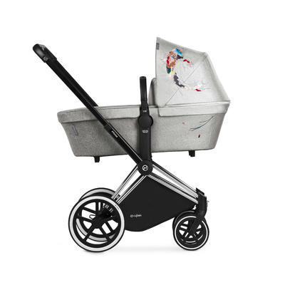 Hluboká korba CYBEX Priam Carry Cot Fashion Koi Crystallized 2018 - 7