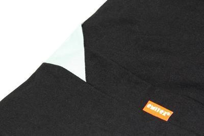 Fusak EMITEX Bary 2v1 bavlna 2021, černý - šedý - 7