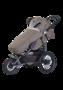 Kočárek X-LANDER X-Run 2021, azure grey - 7/7