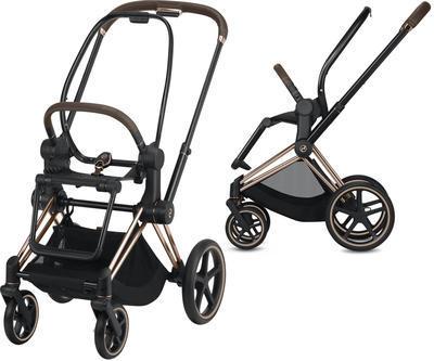 Kočárek CYBEX Priam Rosegold Seat Pack PLUS 2021 včetně korby - 7