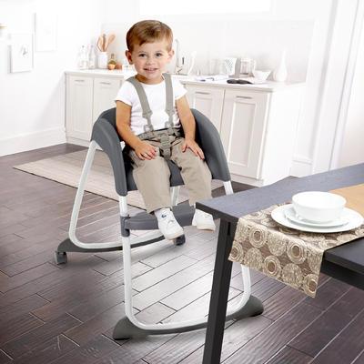 Jídelní židlička INGENUITY Trio 3v1 Aqua 2019 - 7
