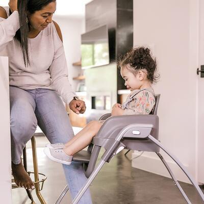 Jídelní židlička INGENUITY SmartServe 4v1 Clayton™ 6m+ 2020 - 7