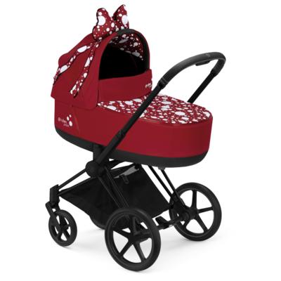 Kočárek CYBEX by Jeremy Scott Set Priam SeatPack Petticoat Red 2021 včetně autosedačky - 7