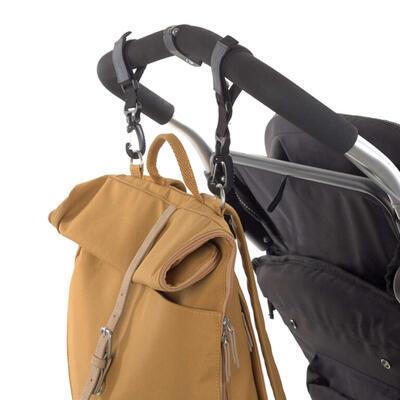 Taška na rukojeť LÄSSIG Green Label Rolltop Backpack 2021 - 7