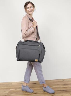 Taška pro dvojčata LÄSSIG Glam Goldie Twin Backpack 2021 - 7