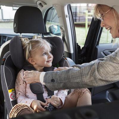 Autosedačka BESAFE iZi Modular A X1 i-Size 2021 - 7