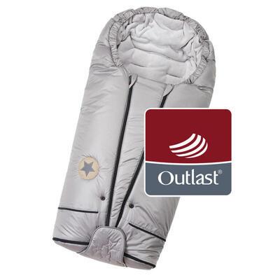 Fusak LITTLE ANGEL Exclusive Mazlík Outlast® 2021, stříbrná/světle šedá - 7